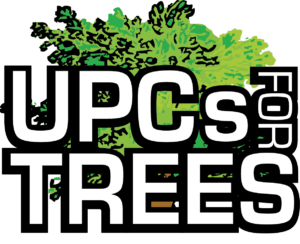 UPCs for trees logo