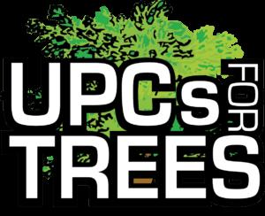 UPCs for trees logo