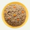 Bowl of Earthborn Holistic K95 Duck dog food