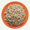 Bowl of Earthborn Holistic K95 Beef dog food
