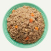 Bowl of Earthborn Holistic K95 Chicken dog food