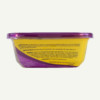 Earthborn Holistic Lily's Gourmet Buffet in Sauce dog food - back of tub