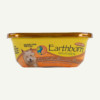 Earthborn Holistic Toby's Turkey Dinner in Gravy dog food - front of tub