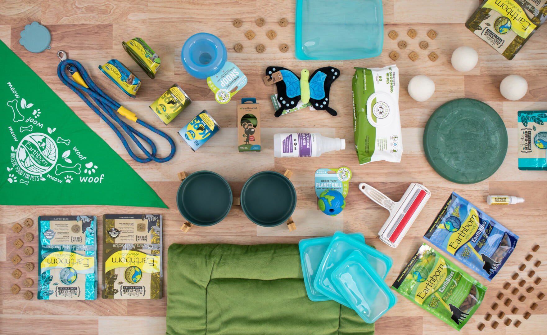 Celebrate Earth Month with These 13 Eco-Friendly Dog Products
